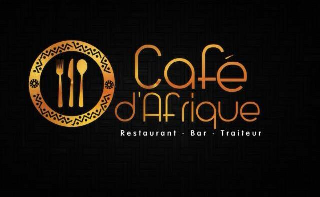 Café d'AFRIQUE Logo